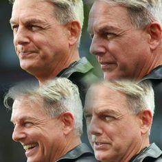 his smile❤︎ #NCIS #MarkHarmon #Gibbs