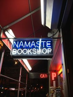 Tarot Readings by Angela Lucy (that's me!) today at Namaste Bookshop from 6:30PM to 9:30PM. I am filling in for another Tarot Reader today. Come visit me! http://www.namastebookshop.com