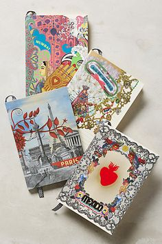Christian Lacroix City Journal - anthropologie.com