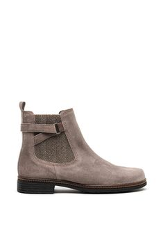 Leather Chelsea Boots, Suede Leather, Ankle, Neutral Tones, Envy, Trends, Shoes, Women, Fashion