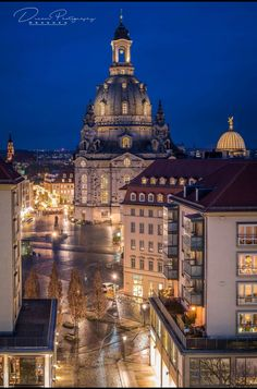 Dresden, Beautiful Places To Travel, Empire State Building, Geography, Europe, Memories, Life, Germany, Memoirs