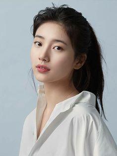 Bae Suzy, Two Worlds, Studio Photography Poses, Miss A Suzy, Instyle Magazine, Cosmopolitan Magazine, Foto Pose, Korean Actresses, Jennie Blackpink