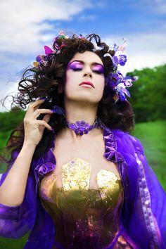 Титания Королева фей. Titania qween of the fairy