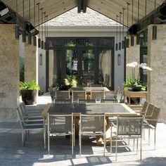 contemporary patio by debora carl landscape design
