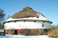 Ehlers Round Barn | Flickr - Photo Sharing!