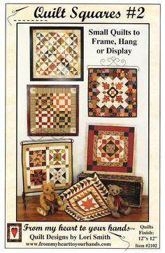 Quilt Squares #2