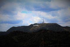 La storia della scritta Hollywood