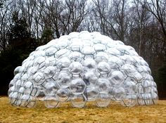 Bubble Dome, Pneuhaus
