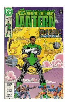 Green Lantern #14 (Jul 1991, DC) - FVF