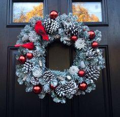 Vánoční věnec - 3
