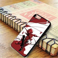 Attack On Titan Anime Cartoon iPhone 6|iPhone 6S Case
