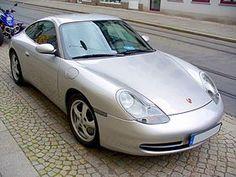 Porsche 911 type 996 Carrera (5ème génération)