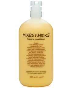 Save on Gentle Clarifying Shampoo by Mixed Chicks and other Shampoos and Made in the USA remedies at Lucky Vitamin. Shop online for Personal Care & Beauty, Mixed Chicks items, health and wellness products at discount prices. Mixed Chicks, Leave In Conditioner, Hair Conditioner, Natural Hair Care, Natural Hair Styles, Natural Beauty, Au Natural, Organic Beauty, Natural Skin