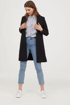 Long Jacket | Black | WOMEN | H&M US