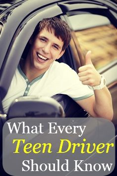 What Every Teen Driver Should Know