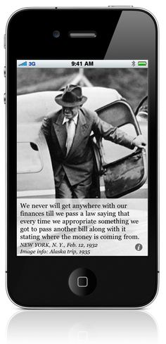 """Will Rogers on """"Fools & OUR Money!"""""""