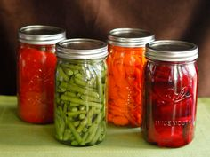 Home Canning – Pressure Canning Method