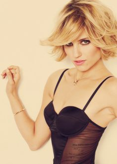 Dianna Agron is a actress, singer, dancer, and a occasionally producer, writer and director. Agron first made her debut appearing as Jessica Grant in CSI: NY in 2006.
