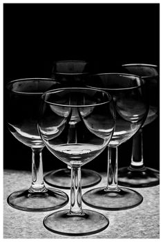 Glass still life