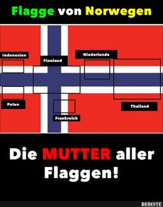 Die Mutter aller Flaggen! | Lustige Bilder, Sprüche, Witze, echt lustig