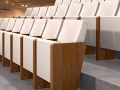 Sièges pour salles de conférences   Conférence-Réunion. Check it out on Architonic
