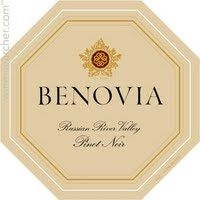2015 Benovia Russian River Valley Pinot Noir Sonoma County Usa Pinot Noir Wine Sale Best Wine Clubs