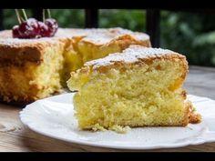 Gluten-Free Lemon Sponge - Five Euro Food