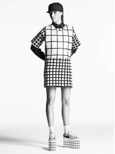 Piece d'Anarchive Spring 2014 Ready-to-Wear Collection - Vogue Fashion Week Paris, Couture Fashion, Fashion Show, Fashion Design, Fashion Trends, Women's Fashion, All White Shoes, Vogue, Spring 2014