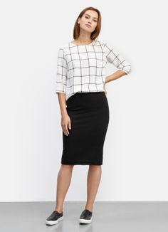 Купить Женские Юбки в интернет-магазине одежды O'STIN