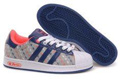 Adidas Superstar Supercolor Femmes Chaussures à roulettes