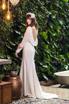 Vestidos de noiva da Coleção Bossa por Nanna Martinez - Constance Zahn | Casamentos
