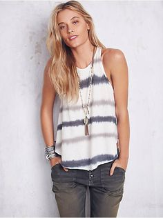 Free People We The Free Campfire Tank, $58.00