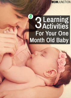 Congrats mommy! Your little one is finally here! Want to help your little one develop hearing abilities? Here are 3 learning activities for 1 month old baby