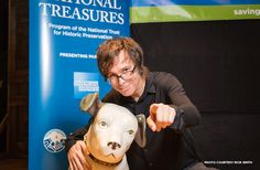 [Interview] Singer, Songwriter, and Producer Ben Folds on Why He Saves Places