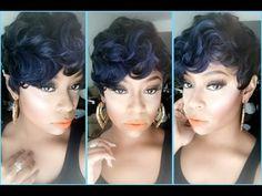 Youtube Wig Collection And Bali Girl 20