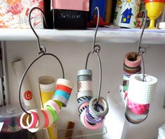 a great roundup of party/decor ideas using washi tape