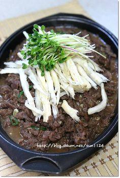 명절 음식 <더덕 불고기> – 레시피 | Daum 요리