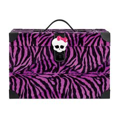 Monster High Trunk - Purple