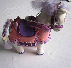 #Keypers vintage 1980s toy #tonka diamond the pony horse white #purple,  View more on the LINK: http://www.zeppy.io/product/gb/2/182020945007/
