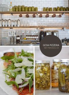 Gioia Pizzeria on Polk Street in Russian Hill, San Francisco. From the Spotted SF blog.