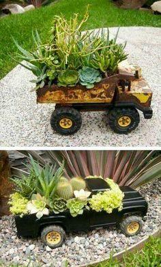 Macchinetta porta fiori