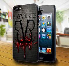 Black Veil Brides Rock Band iPhone 5 Case | kogadvertising - Accessories on ArtFire