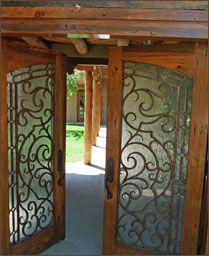 when we build a house i want these doors