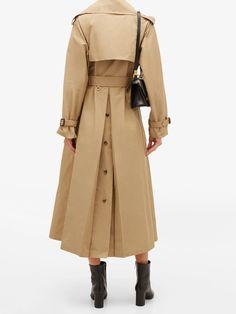 Women's coats – High Fashion For Women Trench Coat Outfit, Beige Trench Coat, Trench Coat Style, Burberry Trench Coat, Leather Trench Coat, Leather Boots, Winter Trench Coat, Long Coat Outfit, Leather Jackets