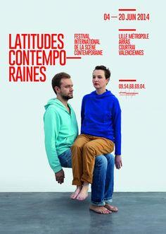 Latitudes contemporaines. Du 4 au 20 juin 2014 à Lille.