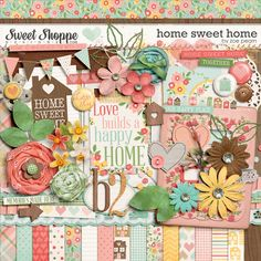 Home Sweet Home by Zoe Pearn