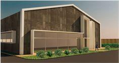 Metal Warehouse Conversion |  Arch Wayne Sullivan