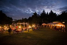 Photo of Pema Osel Ling - Watsonville, CA, United States. Reception at Galllary Meadow