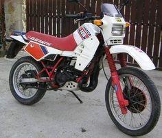 Elafant 125, 1986-1987