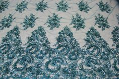 All Over Bead and stone hand made Bridal by fancyfabricsonline...Gorgeous, love the color choices.
